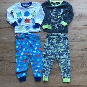 12-18 months pajamas